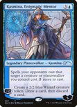 Kasmina, Enigmatic Mentor - Secret Lair Drop Promos