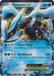 Kyurem EX 44/113 - Black & White 11: Legendary Treasures