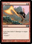 Lava Axe - Magic 2010