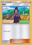 Hau 61/73 - Sun & Moon Shining Legends