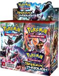 XY8: BREAKthrough Booster Display Box