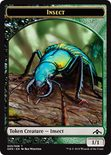 Insect Token 1/1 - Guilds of Ravnica