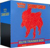 Pokemon SS1: Sword & Shield Elite Trainer Box: Zamazenta