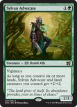 Sylvan Advocate - Elves vs Inventors