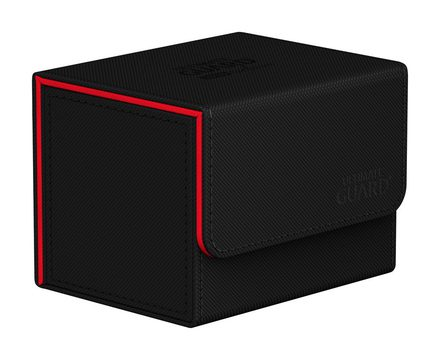 Ultimate Guard Deck Box, SideWinder XenoSkin 100+ 2020 Exclusive Black/Red