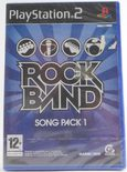 Rock Band Song Pack 1 - PS2