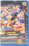 World Of Illusion Starring Mickey Mouse And Donald Duck (Rental) - Mega Drive