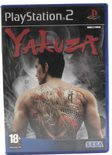 EMPTY BOX - Yakuza (box + manual, no game!)