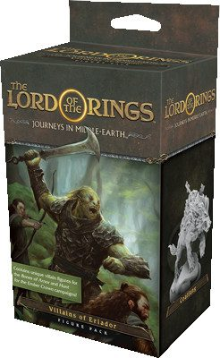 The Lord of the Rings: Journeys in Middle-Earth - Villains of Eriador Figure Pack