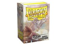 Dragon Shield Sleeves Standard Size Matte Clear Non-Glare (100ct)