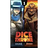 Dice Throne: Season Two - Gunslinger vs Samurai (PREORDER)
