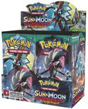Pokemon SM2: Sun & Moon Guardians Rising Booster Display Box