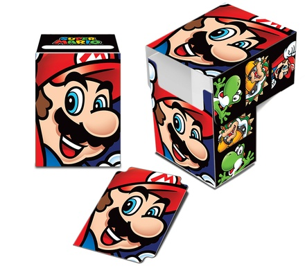 Ultra Pro Deck Box: Super Mario - Mario