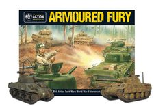 Bolt Action Tank War Starter Set: Armoured Fury
