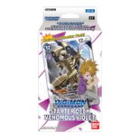 Digimon Card Game Starter Deck: Venomous Violet (PREORDER)