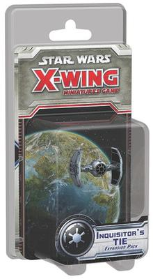 Star Wars X-Wing Miniatures Game: Inquisitor's Tie Expansion Pack
