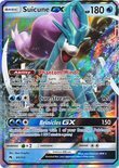 Suicune GX 60/214 - Sun & Moon Lost Thunder
