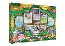 Collection Box Legacy Evolution Pin Collection