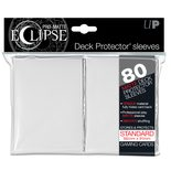 Ultra Pro Sleeves Eclipse White (80pcs)