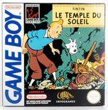 Tintin: Le Temple Du Soleil - GB