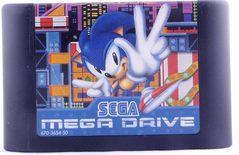 Sonic the Hedgehog 3 - Mega Drive