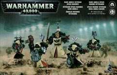 Dark Angels Veteran Space Marines