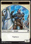 Knight TOKEN 2/2 - Magic Origins
