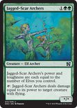 Jagged-Scar Archers - Elves vs Inventors