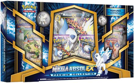 Pokemon Mega Absol EX Premium Collection