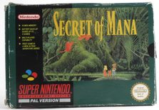 Secret Of Mana - SNES