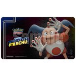 Ultra Pro Pokemon Playmat Detective Pikachu (Mr. Mime) (PREORDER)