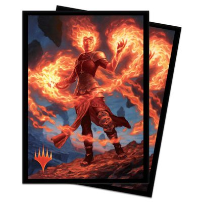 Ultra Pro MTG Core Set 2020 Deck Protector Standard Sleeves: Chandra, Awakened Inferno (100ct)