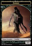 Zombie Token 2/2 - Amonkhet