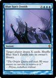 Blue Sun's Zenith - Mirrodin Besieged