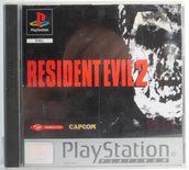 Resident Evil 2 (Platinum) - PS1