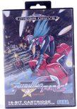 Burning Force - Mega Drive