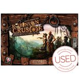 Robinson Crusoe: Adventures on the Cursed Island 1st edition *USED*