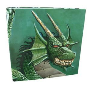 Dragon Shield Green Dragon Binder for 9-pocket pages