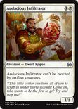 Audacious Infiltrator - Aether Revolt