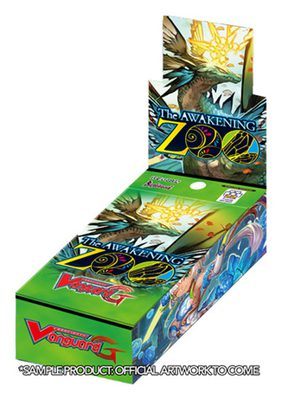 Cardfight Vanguard G Extra Booster Vol. 2: The Awakening Zoo Booster Display Box