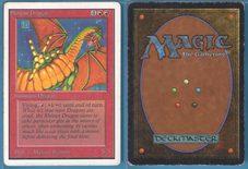 Shivan Dragon (114) - Unlimited (2nd) Edition