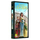 7 Wonders Second Edition: Leaders (English) (PREORDER)