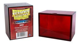 Dragon Shield Deck Box, Red