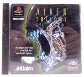 Alien Trilogy (German Version) - PS1