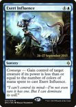 Exert Influence - Battle for Zendikar Promos