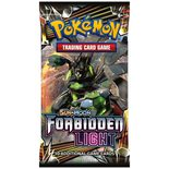 Pokemon SM6: Sun & Moon Forbidden Light Booster