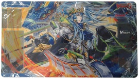 Cardfight Vanguard Playmat: Storm of Lament, Wailing Thavas (Divine Dragon Caper Promo)