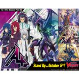 Cardfight!! Vanguard V Strongest! Team AL4 Booster