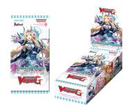 Cardfight Vanguard G Clan Set 1: Academy of Divas Booster Display