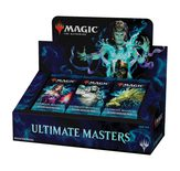 Ultimate Masters Booster Display Box